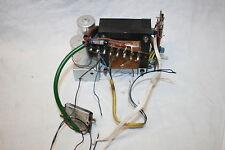 . Netztrafo aus Röhrenradio Braun RC 9 C - Komplett und gut
