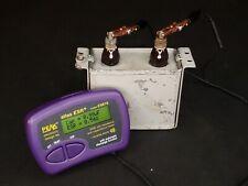 1uf Mfd 2kvdc High Voltage Oil Filled Energy Storage Capacitor Tested