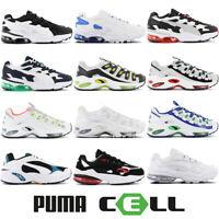 Puma CELL Herren Sneaker Freizeit Sport Fitness Schuhe Laufschuhe Turnschuhe NEU