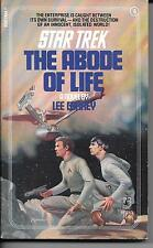 STAR TREK No.6 The Abode Of Life by Lee Correy  1982 paperback book