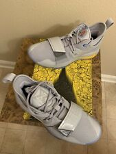 1009be4a3fb PG 2.5 PlayStation BQ8388 001 WOLF GREY MULTI-COLOR Paul George Nike Size 13