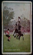 1904-8 SNIDERS & ABRAHAMS AUST. FOOTBALL INCIDENTS IN PLAY - COLLINGWOOD & SOUTH