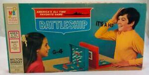 1971 Battleship Game by Milton Bradley New Old Stock Rare FREE SHIPPING
