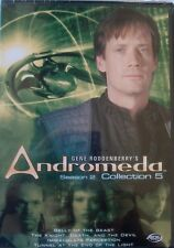 Andromeda - Season 2: Vol. 2.5 (DVD, 2003) # 702727034923