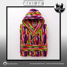RIVIERA   FASHION SQUARE Accappatoio con cappuccio - Hooded bathrobe