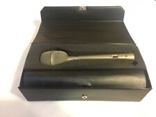Vintage Audio Technica Electret Condenser Vocal Microphone AT813 UNIDIRECTIONAL