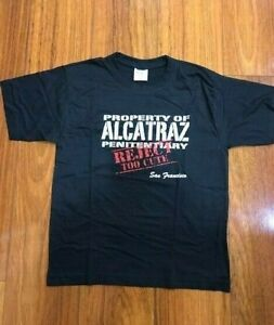 💥NEW💥Men`s Size M Alcatraz T-Shirt