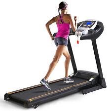 Folding Treadmill Bluetooth&Wifi+Manual incline Folding Electric Treadmill