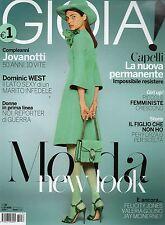 Gioia 2016 37.Moda,Felicity Jones,Dominic West,Jovanotti,Valeria Golino,O.Bloom