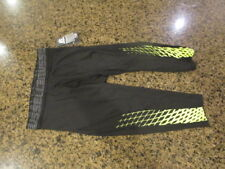 Russell Men's L 36 38 Cool Base Layer Tight compression Black Dri-Power 360 NWT