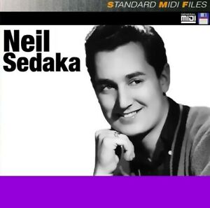 Pro MIDI File Disk - Neil Sedaka