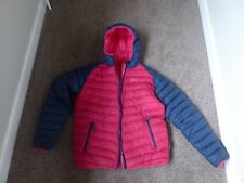 Jack Wolfskin Ladies Zenon Down Jacket Small Excellent Condition Puffa Bubble