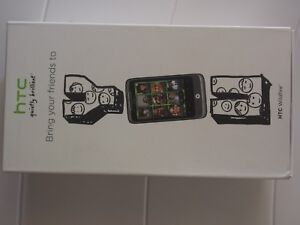 HTC ADR6225 Wildfire Silver/Black CDMA Phone Alltel network  AS IS