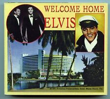 Rock 'n Roll 3-CD Set - Elvis Presley - Welcome Home Elvis - Import