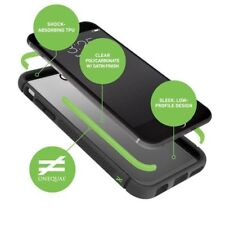 NEW BodyGuardz Contact Black Case Impact-absorbing Cover for iPhone 6s/6 Plus
