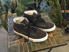 DIESEL BOYS HI TOP SNEAKERS SZ 5