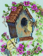 Anchor - Counted Cross Stitch Kit - The Bird House  - PCE742