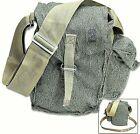 NEW Polish Gas Mask Bag Pack Puma Camo Hiking CAMPING Mag Shoulder & Waist Strap