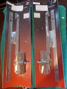 (2) Andersen Window Straight Arm Operator STONE Casement 1361308/10 L. & R.HAND