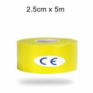 Kinesiology Tape Athletic Recovery Elastic Tape Kneepad Muscle Pain Relief Gym
