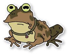 "Futurama Frog cartoon Removable Wall Sticker Decal 24"""