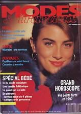 Modes Et Travaux N° 1094 Du 01/01/1992