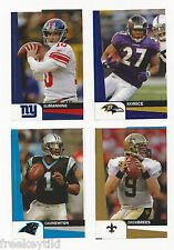 ALL 15 NEW NFL PRO Teams Players Stickers Lot Cam Newton Tom Brady Aaron Rodgers