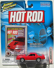 JOHNNY LIGHTNING HOT ROD MAGAZINE1982 CHEVY CAMARO Z/28 #2