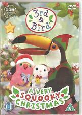 3rd & BIRD - A VERY SQUOOKY CHRISTMAS CHILDREN'S DVD kids TV show