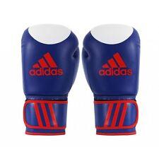 adidas Kick-Boxhandschuhe Kspeed200 blau. 12oz/14oz/16oz. WAKO zugelassen. Leder