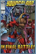 Youngblood #4 (Feb 1993, Image) [2nd Appearance of Pitt] Rob Liefeld Dale Keown