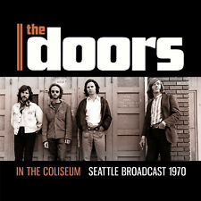 THE DOORS New Sealed 2018 UNRELEASED LIVE 1970 SEATTLE CONCERT CD