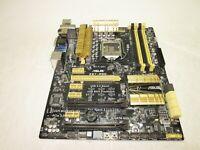 Asus Z87-PRO UEFI BIOS LGA 1150 Intel Motherboard Bent Pins Untested AS-IS