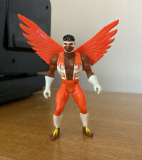"Vintage 1984 Mattel Secret Wars Falcon 4"" Marvel Comics Action Figure Wings Toy"