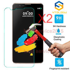 2Pcs Premium Tempered Glass Screen Protector For LG Stylo 2 Plus / Stylus 2 Plus
