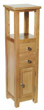 Contemporary Oak Less than 30 cm Width Cabinets & Cupboards