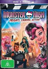 Monster High: FRIGHTS, CAMERA, ACTION : NEW DVD