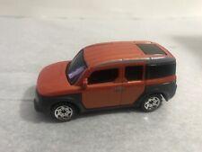 Rare HTF Matchbox Hero City 2003 #36 Honda Element Metallic Orange No Box Loose