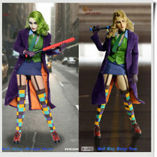 1:6 Scale WOLFKING The Female Joker 2.0 WK89013A Deluxe Ver. Movable Figure