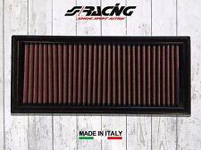 Filtro aria sportivo Simoni Racing, a pannello, per AUDI 100/AVANT
