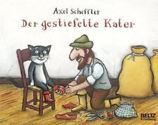 Der gestiefelte Kater von Axel Scheffler (2018, Taschenbuch)