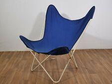 Butterfly Chair Hardoy Sessel by Knoll International nice vintage 60er 70er RAR