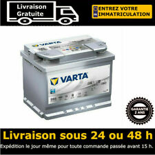 **D52** VARTA Start-Stop Plus - 12V 60Ah Batterie