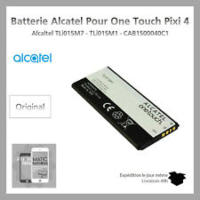 Batterie Original Alcatel TLi015M7  TLi015M1 CAB1500040C1 Pour ONE TOUCH PIXI 4