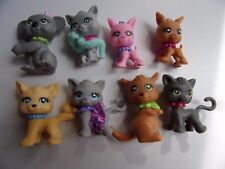 LOT D'ANIMAUX POLLY POCKET N° 73  77  78  79  87  92  94  101  -Lot n°7-