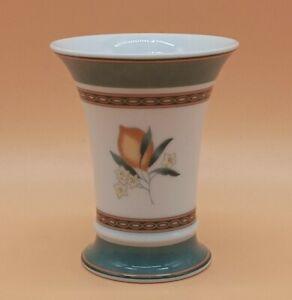 Hübsche Hutschenreuther Vase Medley Alfabia