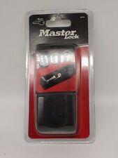 Magnetic Key Box Car Keycase Hider Outdoor Secret Stash Safe Case Lock Storage