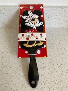 Primark Hair Brush Disney  Character Minnie Mouse,Sleeping Beauty BNWT