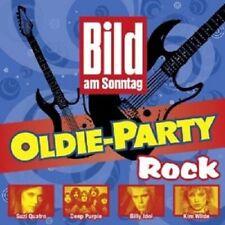 DEEP PURPLE/JOE COCKER/BILLY IDOL/UFO/+ - BAMS OLDIE PARTY ROCK (2 CD) NEU