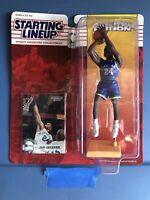 1994 Starting Lineup Jim Jackson Dallas Mavericks Kenner NBA Basketball Figure